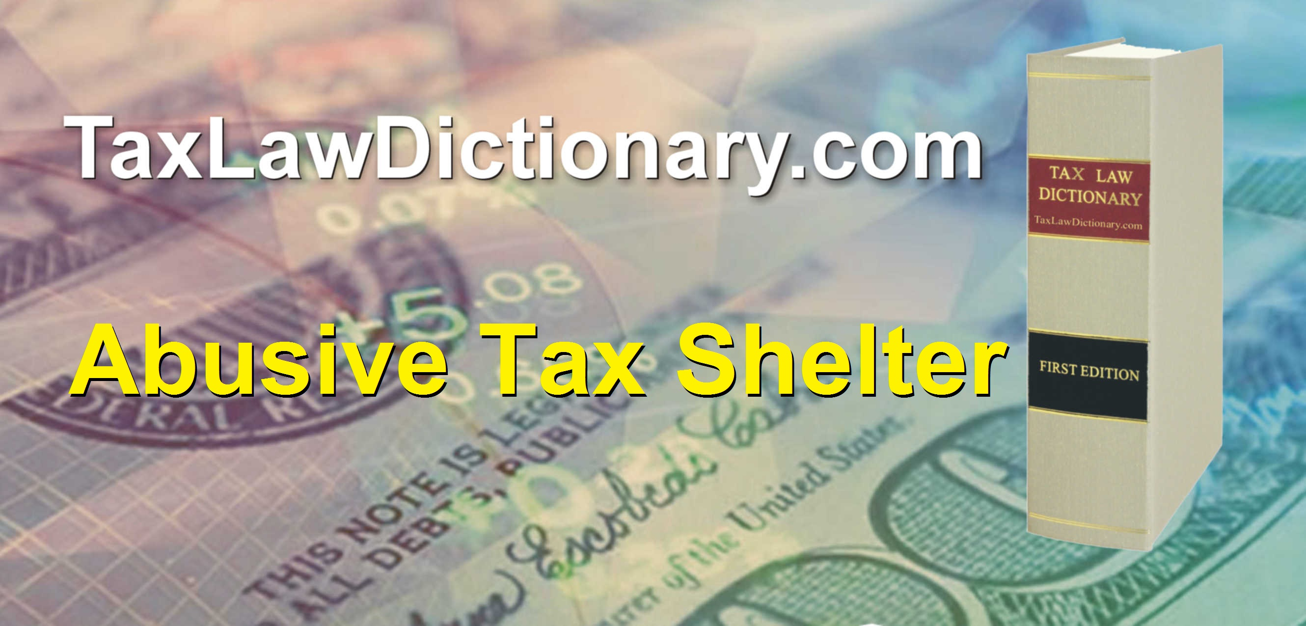 Abusive Tax Shelter